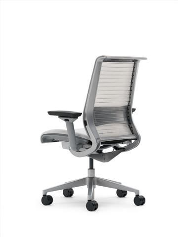 ... Office Chair / With Armrests / On Casters Think Nurture   Steelcase ...