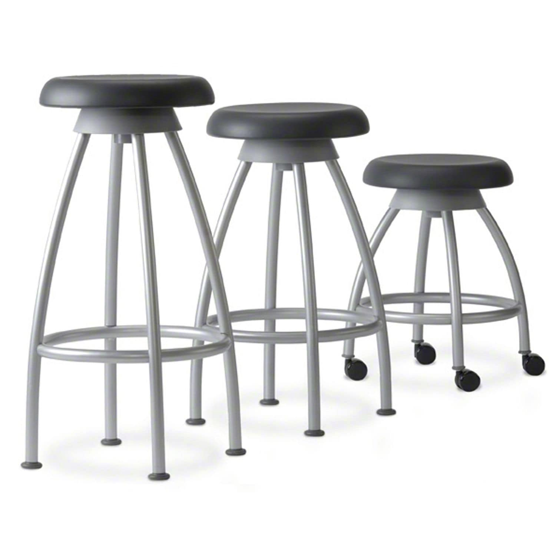 Doctor s office stool rotating Verge™ Nurture Steelcase