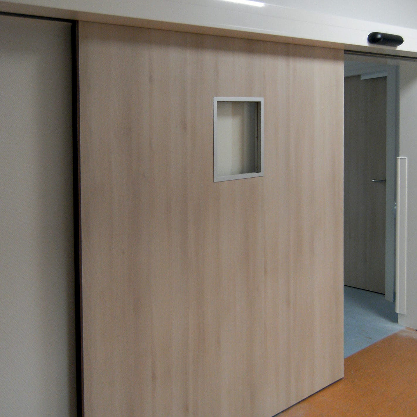 Hospital door / sliding / swinging / glass - Securix lead doors ...