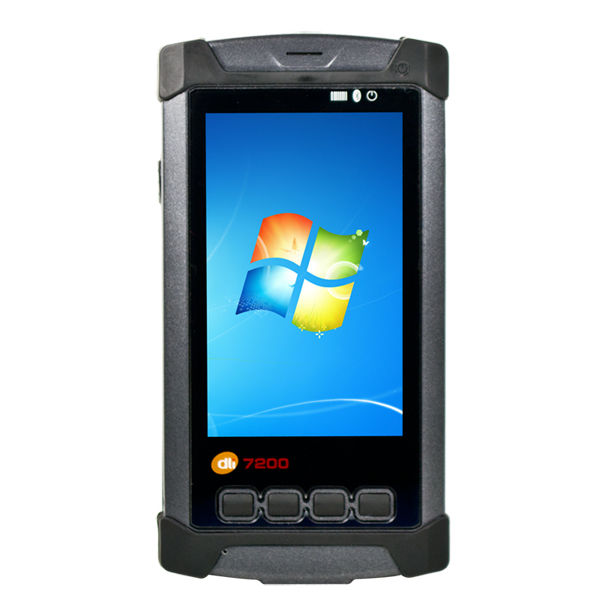 Intel Atom Medical Tablet Pc With Barcode Scanner