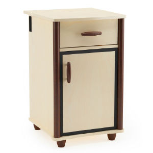 refrigerator end table. bedside table with refrigerator compartment - samfrigo end g