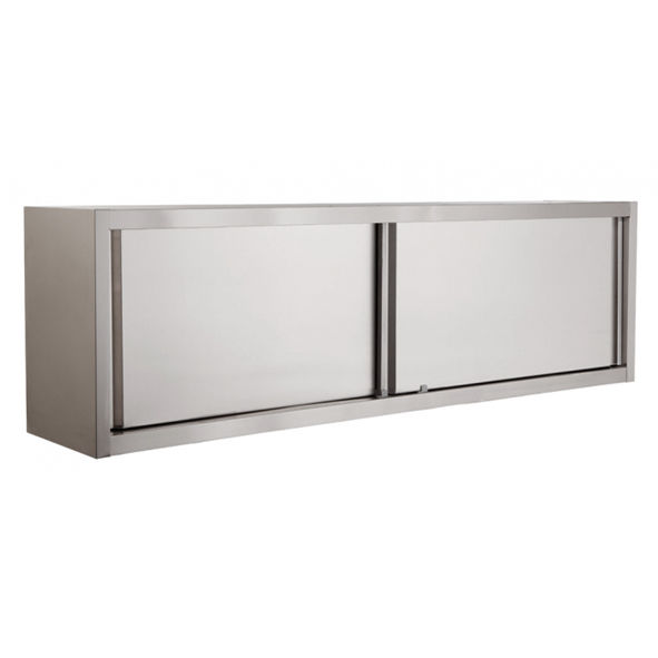 Amazing Hospital Cabinet / Stainless Steel / Wall Mounted   2.06.013