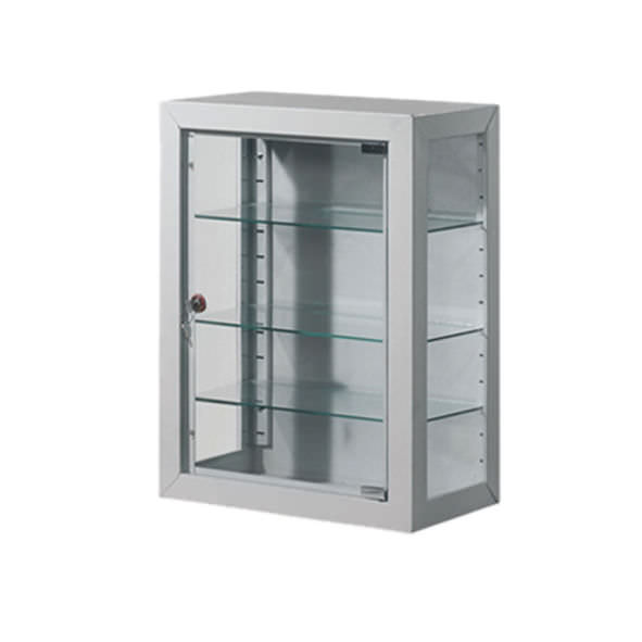 Medicine Cabinet / Hospital / With Shelf / 1 Door   2.06.001