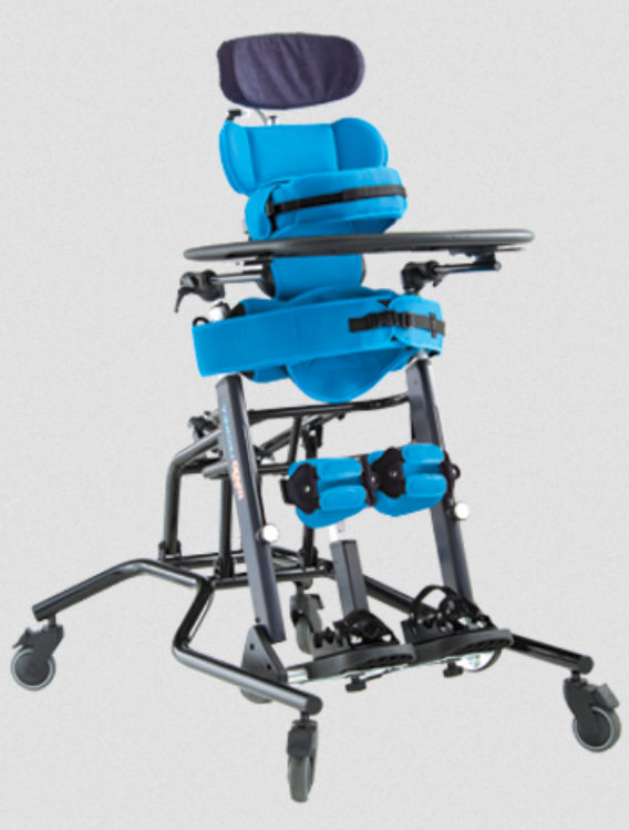 pediatric standing frame mygo