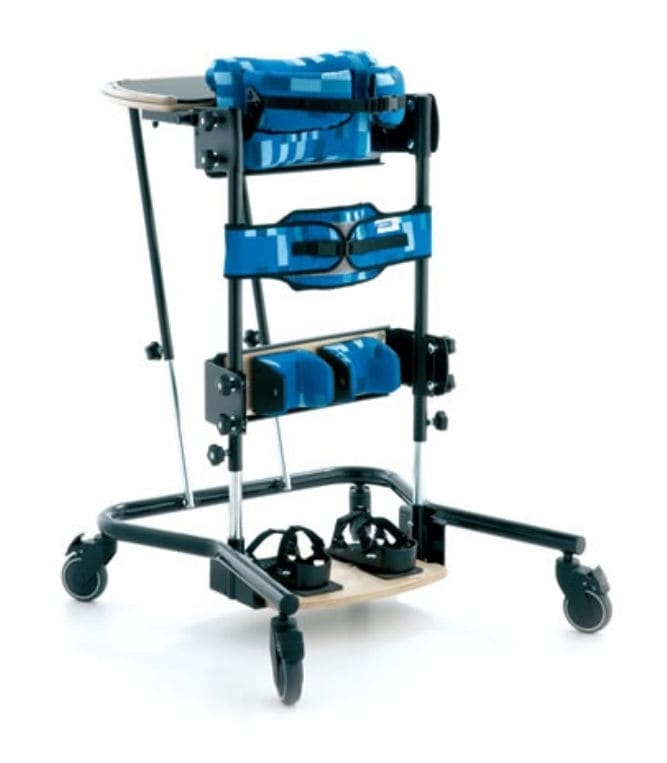adult standing frame freestander leckey