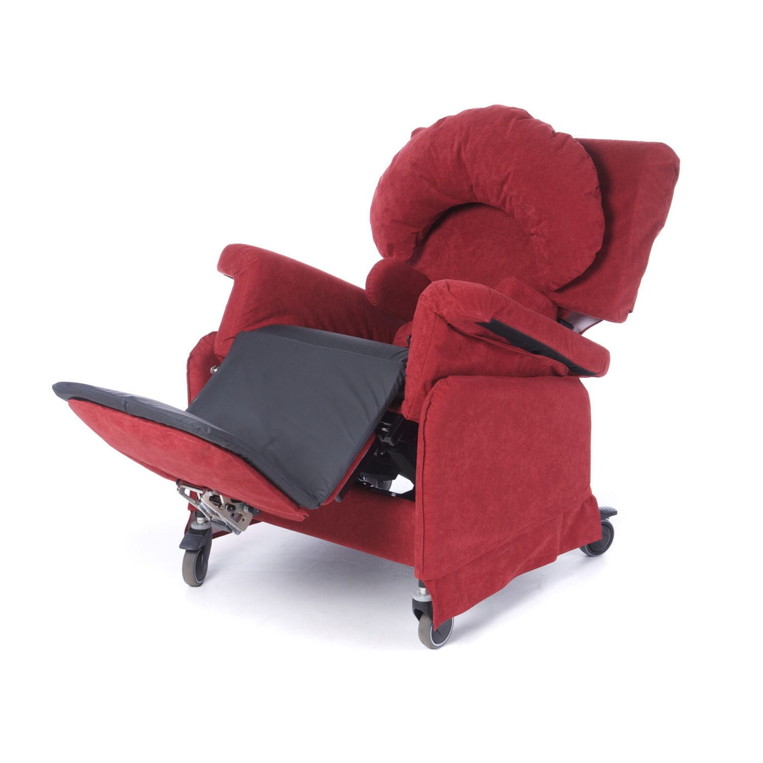 Reclining patient chair on casters electric Jupiter 3 JCM