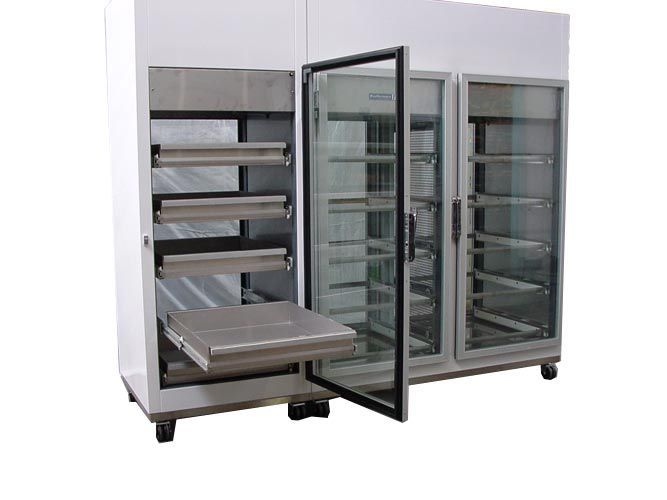 Blood Plasma Freezer / Laboratory / Cabinet / Ultra Low Temperature ...