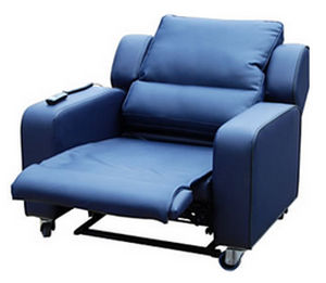 low priced ddfc9 c017e lift chair   reclining   on casters   bariatric - Riser Cum