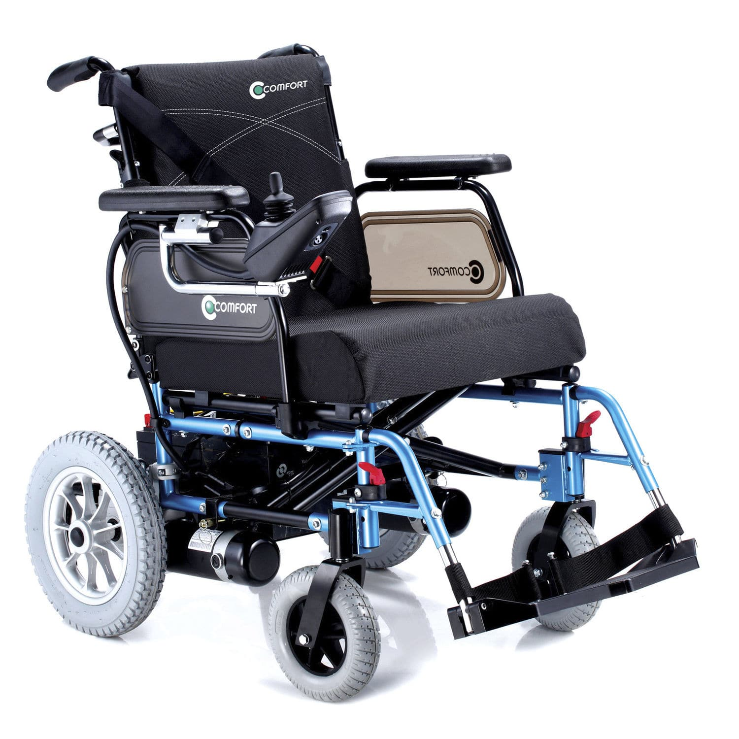 Electric wheelchair outdoor folding TRAVELLER LY EB103 N