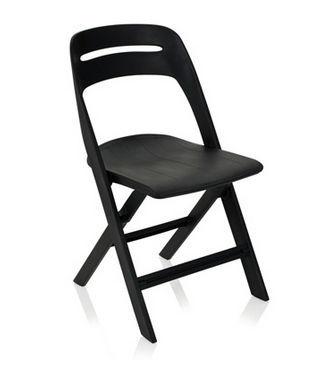 Waiting room chair folding Novite KI