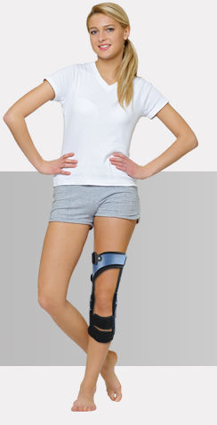 87a8f7e9f1 knee orthosis / knee ligament stabilization / articulated - RAPTOR 2RA