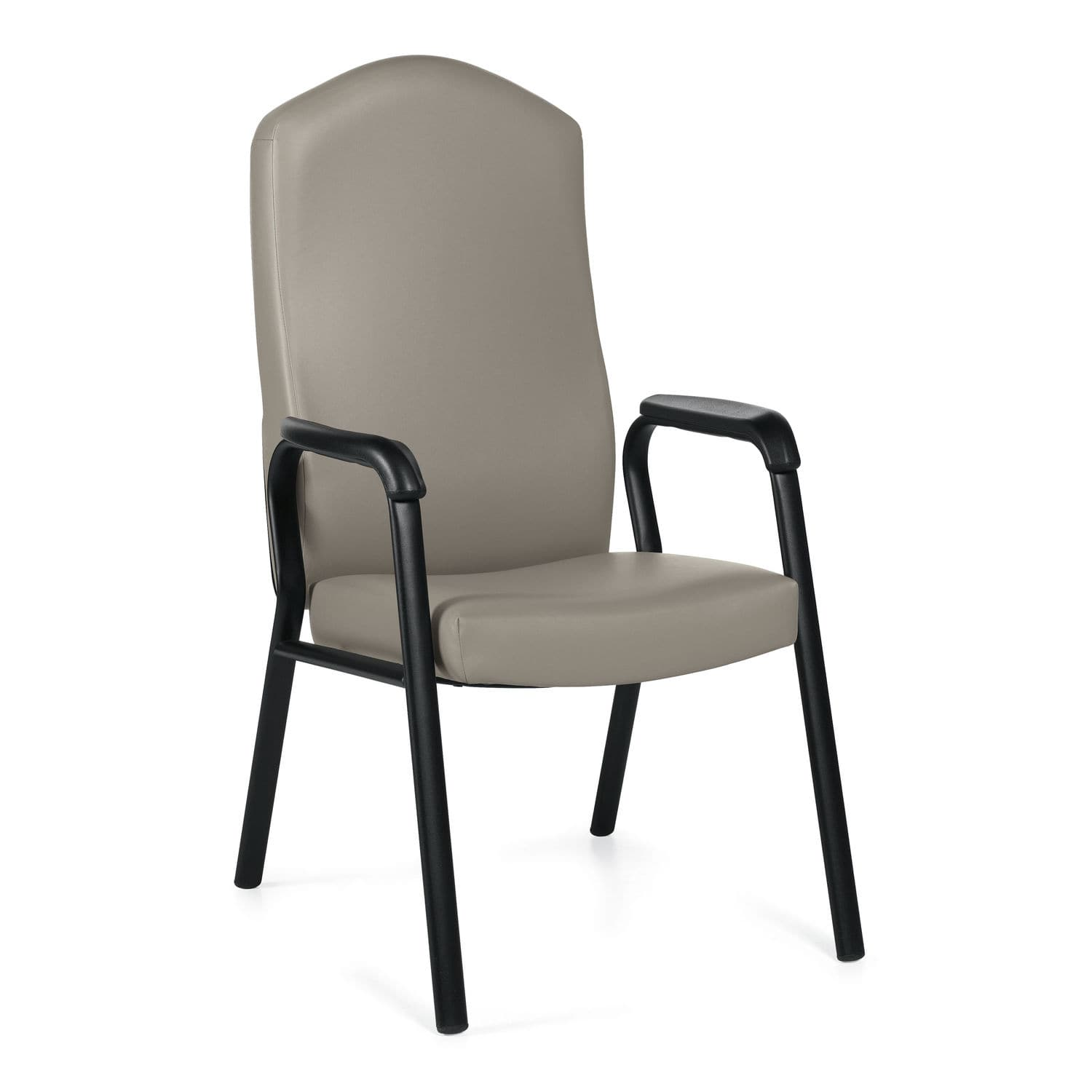 Waiting room chair / with armrests / with high backrest - GC7680