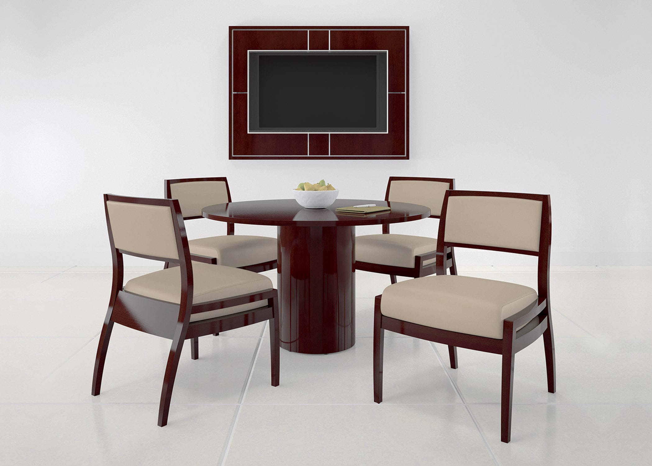 office dining table. Dining Table / For Waiting Rooms Rectangular Round - Universal Office