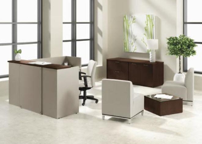 Reception desk / workstation - Renegade - National Office ...