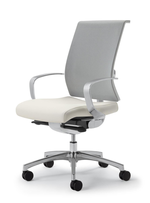 Office Chair On Casters Rotating Height Adjule Pinnacle Ex Encore
