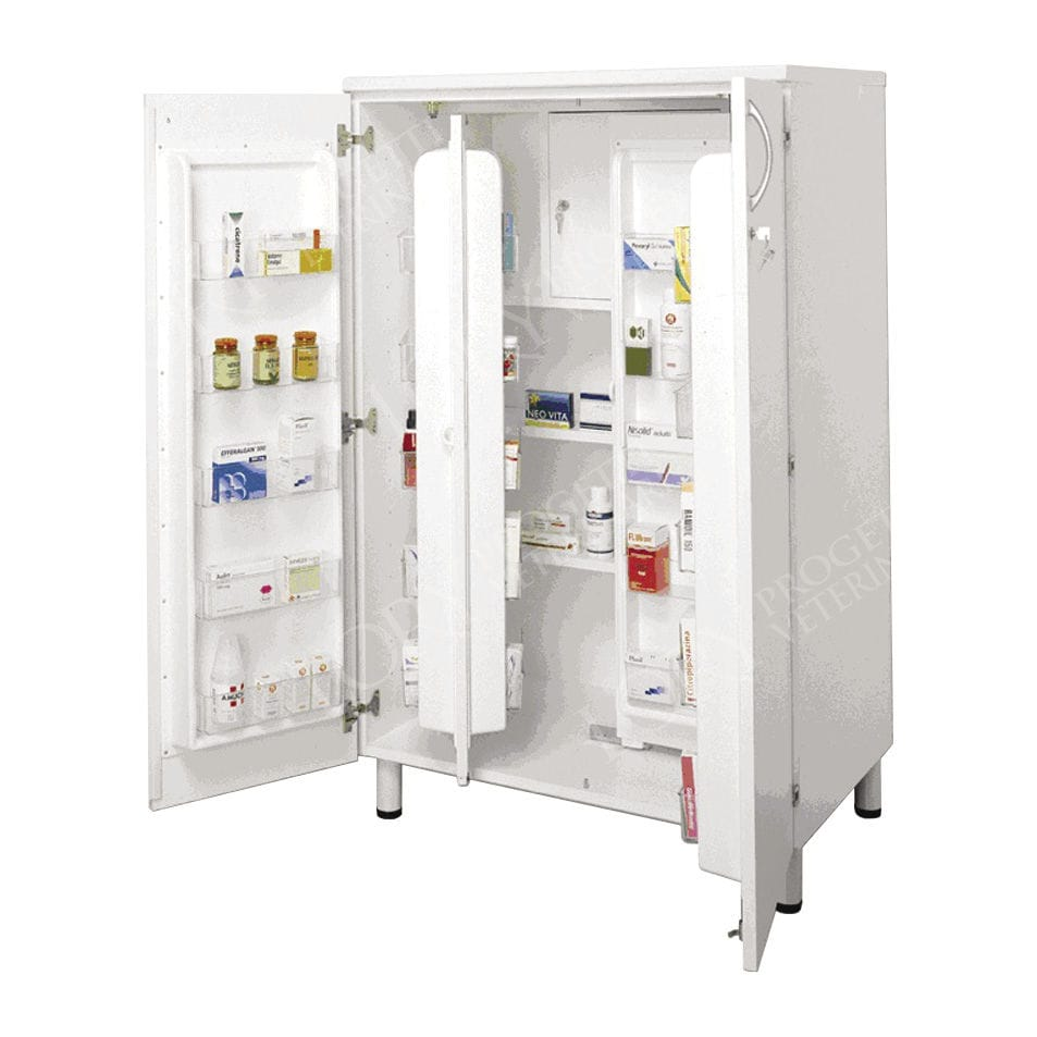 Medicine Cabinet / For Veterinary Clinics   AR003