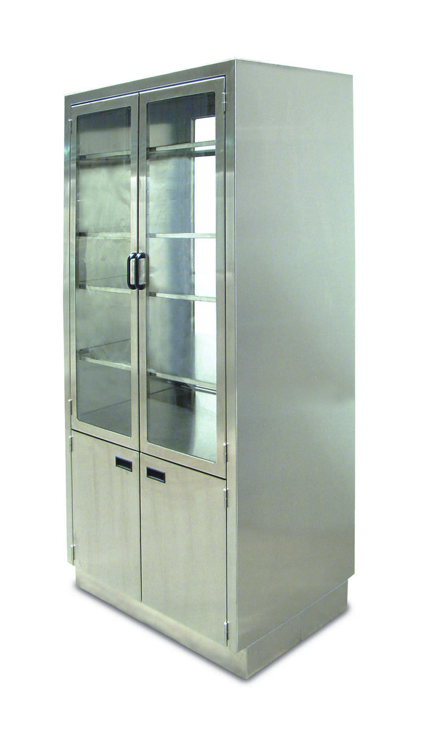 Storage Cabinet / For Veterinary Clinics / Stainless Steel   700 30