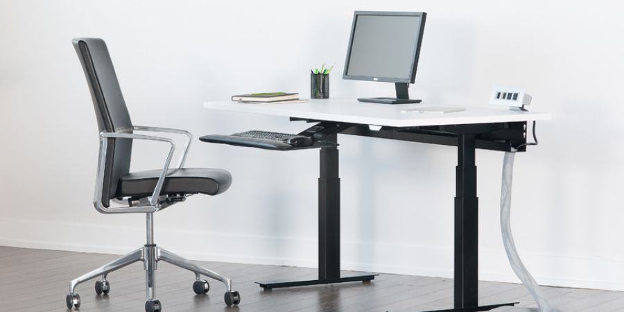 Height Adjustable Desk / Electric ...