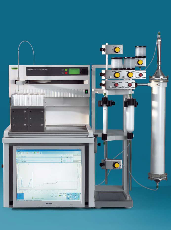 Flash Chromatography Automatic Flash Chromatography