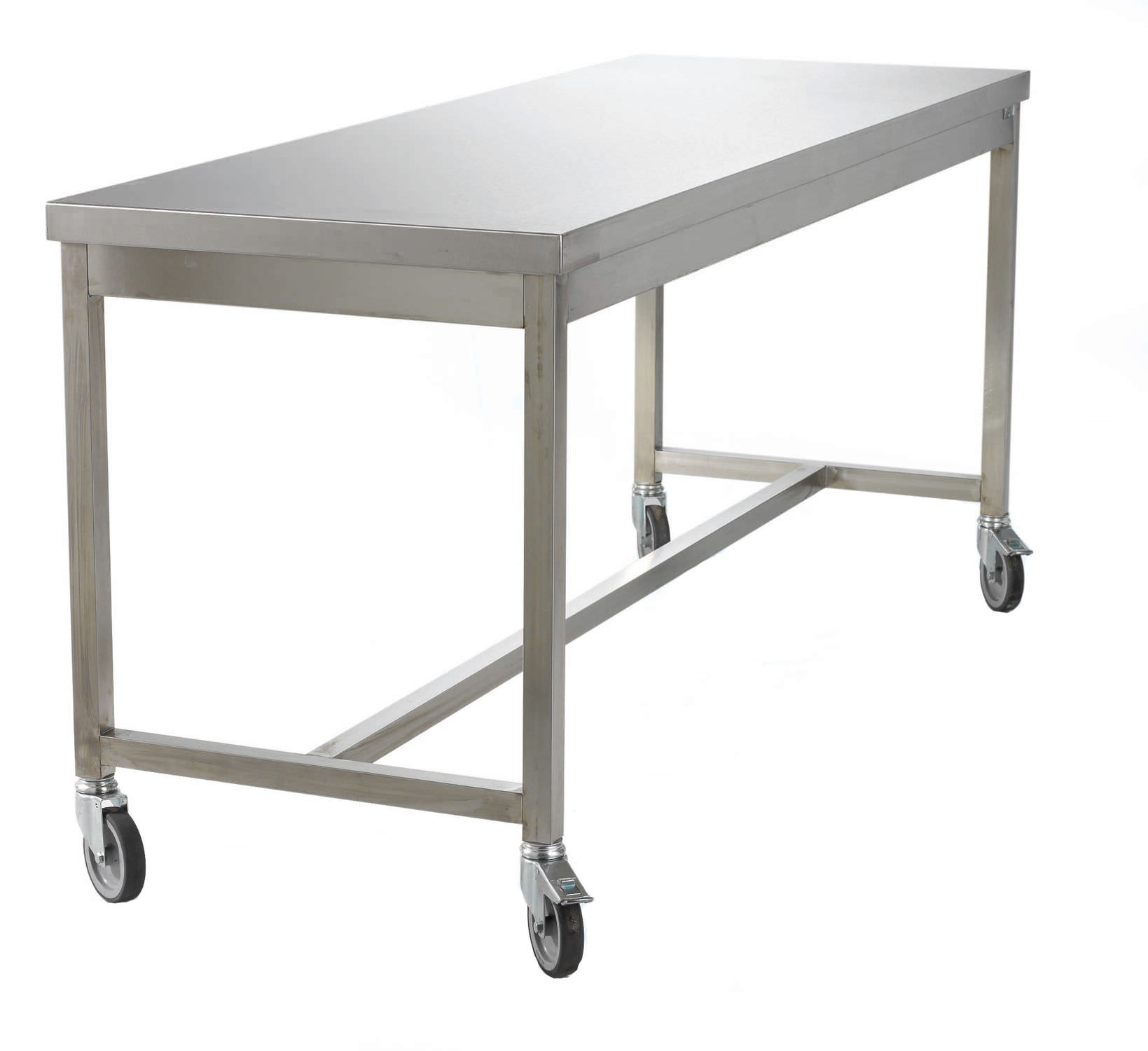 Charmant Great Stainless Steel Work Table On Casters 78393 147803 983×900 Pixels |  Storage And