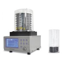 Electro-pneumatic ventilator / anesthesia / veterinary