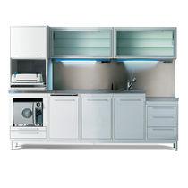 Sterilization cabinet / storage / for dental instruments / hospital