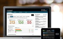 Data management web application / control / diabetes management / teleconsultation