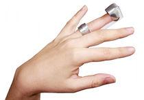 Finger splint / baseball