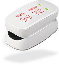 Fingertip pulse oximeter / wireless / for smartphones