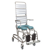 Shower chair / bath seat / shower seat / with cutout seat