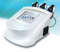 Ultrasound lipolysis skin care unit / table
