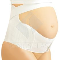 Abdominal support belt / adult / pregnancy / soft