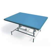 Electric Bobath table / height-adjustable / 1-section