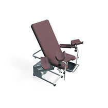 Gynecological examination chair / urological / electric / height-adjustable