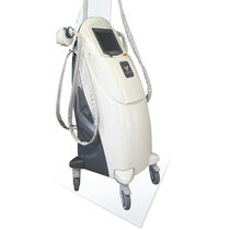 Dermo-massage skin care unit / magnetic pulse body contouring / trolley-mounted