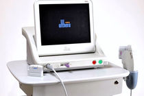 HIFU ultrasound generator / for hair removal / for skin rejuvenation / table