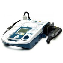 Automatic external defibrillator / manual / with ECG and SpO2 monitor