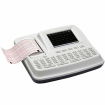 Resting electrocardiograph / digital / 6-channel / with printer