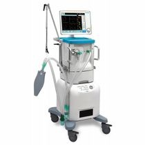 Electro-pneumatic ventilator / intensive care / multi-mode / with touch screen