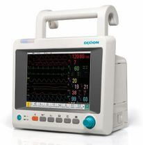Portable multiparameter monitor / intensive care / emergency / ECG