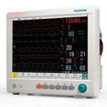 Intensive care multi-parameter monitor / anesthesia / ECG / TEMP