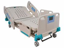Intensive care bed / electric / height-adjustable / Trendelenburg