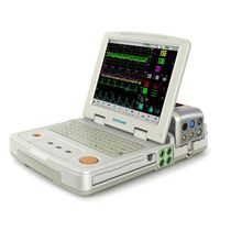 Fetal monitor with SpO2 monitor / wireless / with touchscreen