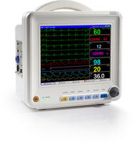 Intensive care patient monitor / RESP / EtCO2 / tabletop