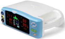 Intensive care patient monitor / NIBP / SpO2 / portable