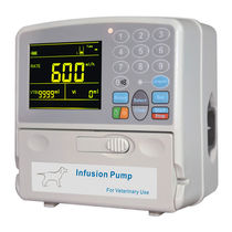 1-channel infusion pump / volumetric / veterinary