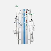 Supply column / ceiling-mounted / intensive care