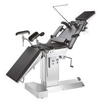 Universal operating table / hydraulic / mechanical / height-adjustable