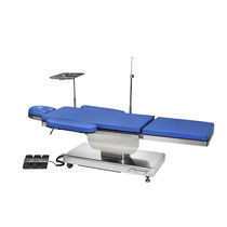 Universal operating table / electric / height-adjustable