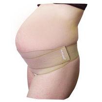Abdominal support belt / adult / pregnancy / soft